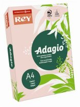 """REY Másolópapír, színes, A4, 80 g, REY """"Adagio"""", pasztell rózsaszín"""