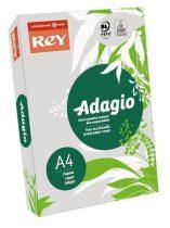 """REY Másolópapír, színes, A4, 80 g, REY """"Adagio"""", pasztell szürke"""