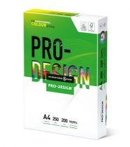 PRO-DESIGN Másolópapír, digitális, A4, 200 g, PRO-DESIGN