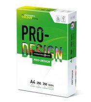PRO-DESIGN Másolópapír, digitális, A4, 250 g, PRO-DESIGN