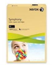 """XEROX Másolópapír, színes, A4, 160 g, XEROX """"Symphony"""", vajszín (közép)"""