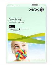 """XEROX Másolópapír, színes, A4, 160 g, XEROX """"Symphony"""", világoszöld (pasztell)"""