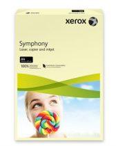 """XEROX Másolópapír, színes, A4, 160 g, XEROX """"Symphony"""", csontszín (pasztell)"""