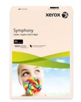 """XEROX Másolópapír, színes, A4, 160 g, XEROX """"Symphony"""", lazac (pasztell)"""