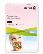 """XEROX Másolópapír, színes, A4, 80 g, XEROX """"Symphony"""", rózsaszín (pasztell)"""