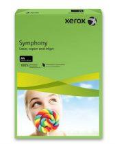 """XEROX Másolópapír, színes, A4, 160 g, XEROX """"Symphony"""", sötétzöld (intenzív)"""