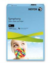 """XEROX Másolópapír, színes, A4, 160 g, XEROX """"Symphony"""", sötétkék (intenzív)"""