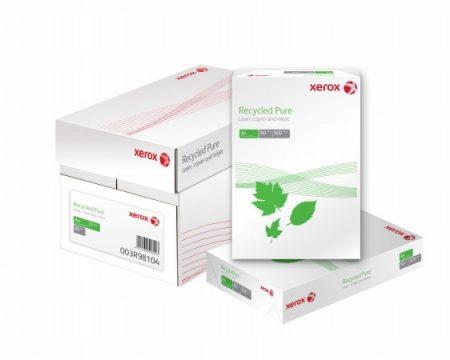 """XEROX Másolópapír, újrahasznosított, A3, 80 g,  XEROX """"Recycled Pure"""""""