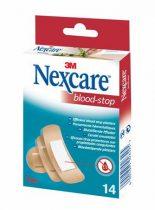 """3M Sebtapasz, vérzéscsillapító, 14 db, 3M """"Nexcare Blood Stop"""""""
