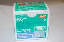 """MAX Tűzőkapocs, elektromos tűzőgépekhez, MAX """"EH70"""""""
