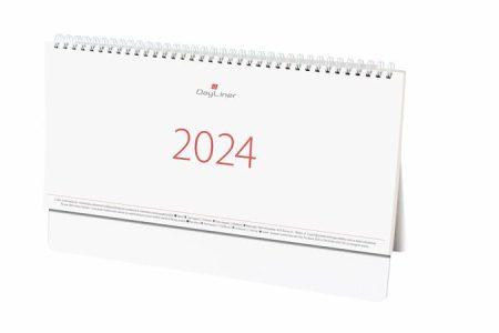 asztali álló naptár DAYLINER Naptár, asztali, álló, DAYLINER,