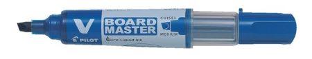 """PILOT Táblamarker, 2,2-5,2 mm, vágott, PILOT """"V-Board Master"""", kék"""