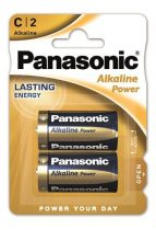 "PANASONIC Elem, C baby, 2 db, PANASONIC ""Alkaline power"""