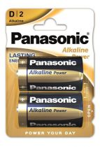 "PANASONIC Elem, D góliát, 2 db, PANASONIC ""Alkaline power"""