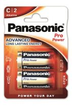 "PANASONIC Elem, C baby, 2 db, PANASONIC ""Pro power"""
