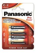 """PANASONIC Elem, C baby, 2 db, PANASONIC """"Pro power"""""""