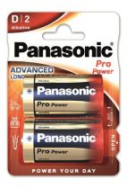 "PANASONIC Elem, D góliát, 2 db, PANASONIC ""Pro power"""
