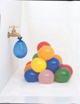 Vízibomba, vegyes színek