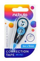 NEBULO Hibajavító roller, 5 mm x 3 m, NEBULO