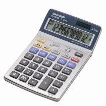 """SHARP Számológép, asztali, 12 számjegy, SHARP """"EL-337"""""""