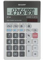 """SHARP Számológép, asztali, 10 számjegy, SHARP """"EL-M711G"""""""