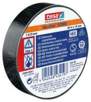 """TESA Szigetelőszalag, 19 mm x 20 m, TESA """"Professional"""", fekete"""