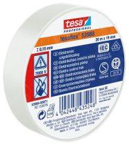 """TESA Szigetelőszalag, 19 mm x 20 m, TESA """"Professional"""", fehér"""