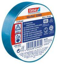 """TESA Szigetelőszalag, 19 mm x 20 m, TESA """"Professional"""", kék"""