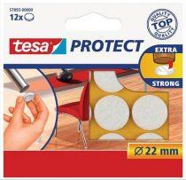 """TESA Filckorong, karcolásgátló, 22 mm, TESA """"Protect"""", fehér"""