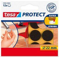 "TESA Filckorong, karcolásgátló, 22 mm, TESA ""Protect"", barna"