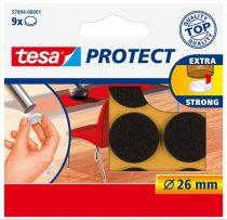 "TESA Filckorong, karcolásgátló, 26 mm, TESA ""Protect®"", barna"