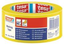 """TESA Jelölőszalag, 50 mm x 33 m, TESA """"Professional"""", sárga"""