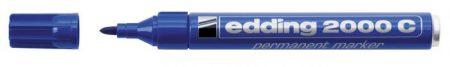 """EDDING Alkoholos marker, 1,5-3 mm, kúpos, EDDING """"2000"""", kék"""
