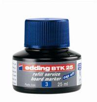 """EDDING Utántöltő tábla- és flipchart markerhez, EDDING """"BTK 25"""", kék"""