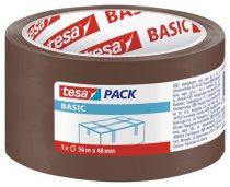"TESA Csomagolószalag, 48 mm x 50 m, TESA ""Basic"", barna"