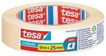 """TESA Festő- és mázolószalag, 25 mm x 50 m, TESA """"Standard 5086"""""""