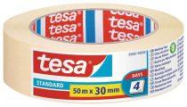 """TESA Festő- és mázolószalag, 30 mm x 50 m, TESA """"Standard 5087"""""""