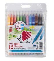 """ICO Rostirón, 1 mm, ICO """"300 DUO"""", 12 különböző szín"""