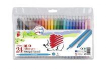 """ICO Rostirón, 1 mm, ICO """"300 DUO"""", 24 különböző szín"""