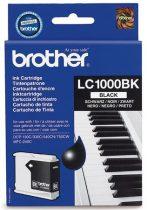 BROTHER LC1000B Tintapatron DCP 330C, 540CN, 240C nyomtatókhoz, BROTHER fekete, 500 oldal