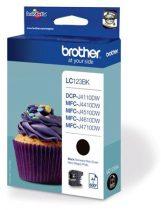 "BROTHER LC123B Tintapatron ""DCP-J4110DW, MFC-J4410DW"" nyomtatókhoz, BROTHER fekete, 600 oldal"