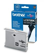 BROTHER LC970B Tintapatron DCP 135C, 150C, MFC235C nyomtatókhoz, BROTHER, fekete, 350 oldal