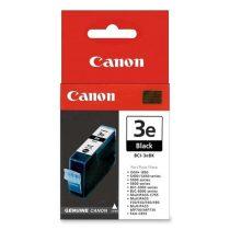 CANON BCI-3B Tintapatron BJC-3000, i550 nyomtatókhoz, CANON fekete, 27ml