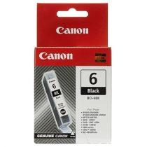 CANON BCI-6B Tintapatron BJC-8200 Photo, i865 nyomtatókhoz, CANON, fekete, 13ml