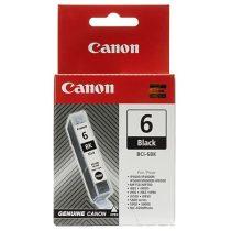 CANON BCI-6B Tintapatron BJC-8200 Photo, i865 nyomtatókhoz, CANON fekete, 13ml