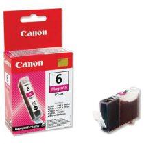 CANON BCI-6M Tintapatron BJC-8200 Photo, i560 nyomtatókhoz, CANON, magenta, 13ml
