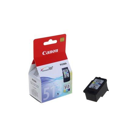 CANON CL-513 Tintapatron Pixma MP240, 260, 480 nyomtatókhoz, CANON, színes, 349 oldal