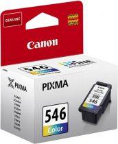 CANON CL-546 Tintapatron Pixma MG2450, MG2550 nyomtatókhoz, CANON, színes, 180 oldal