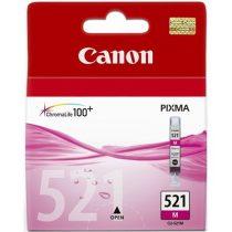 CANON CLI-521M Tintapatron Pixma iP3600, 4600, MP540 nyomtatókhoz, CANON vörös, 9ml