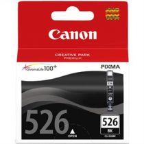 CANON CLI-526B Tintapatron Pixma iP4850, MG5150, 5250 nyomtatókhoz, CANON fekete, 9ml
